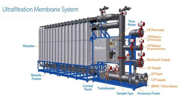 Tháp xanh EcoLife Capitol trang bị hệ thống lọc nước công nghệ Mỹ