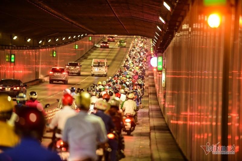 Hầm Thủ Thiêm,PCCC,Tai Nạn Giao Thông