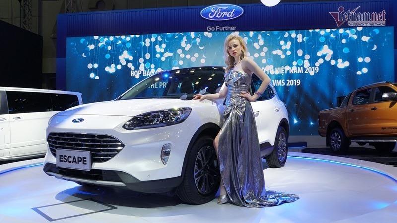 Những mẫu xe 2020 được chờ đợi sắp về Việt Nam