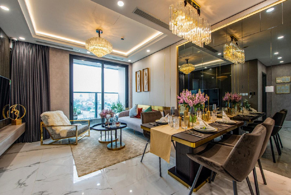 Sunshine City Sài Gòn tháng 10: Mua căn hộ thứ 2 được chiết khấu 1%
