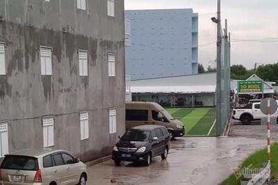 Tiệc nuôi yến nhà Chủ nhiệm UB Kiểm tra tỉnh: Xe công thành xe ông