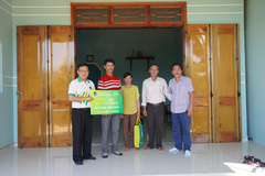 PVFCCo trao Nhà Đại đoàn kết cho 2 hộ nghèo Đăk Lăk