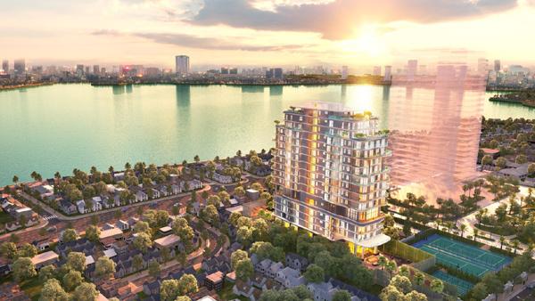 Five Star West Lake - 'chuẩn' mới của căn hộ hạng sang