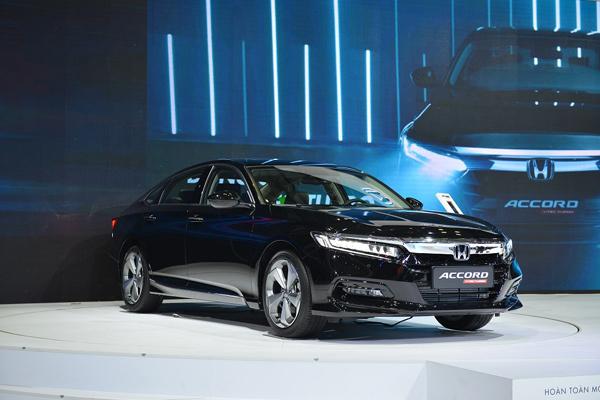 3 giá trị khác biệt của Honda Accord thế hệ thứ 10