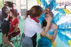 Học viên nghề xuất sắc của Úc và Việt Nam cùng trình diễn kỹ năng