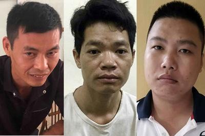 Khởi tố, bắt tạm giam 3 bị can vụ đổ dầu thải nguồn nước sông Đà