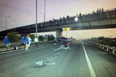 Người đàn ông phi xe máy trên cao tốc Trung Lương gây tai nạn liên hoàn