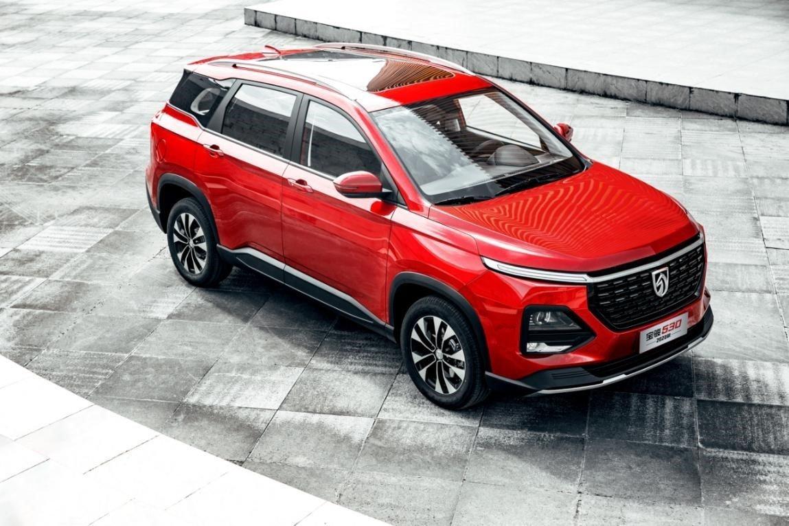 SUV,ô tô Trung Quốc,ô tô giá rẻ