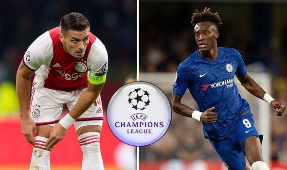 Trực tiếp Ajax vs Chelsea: Đôi công siêu hấp dẫn