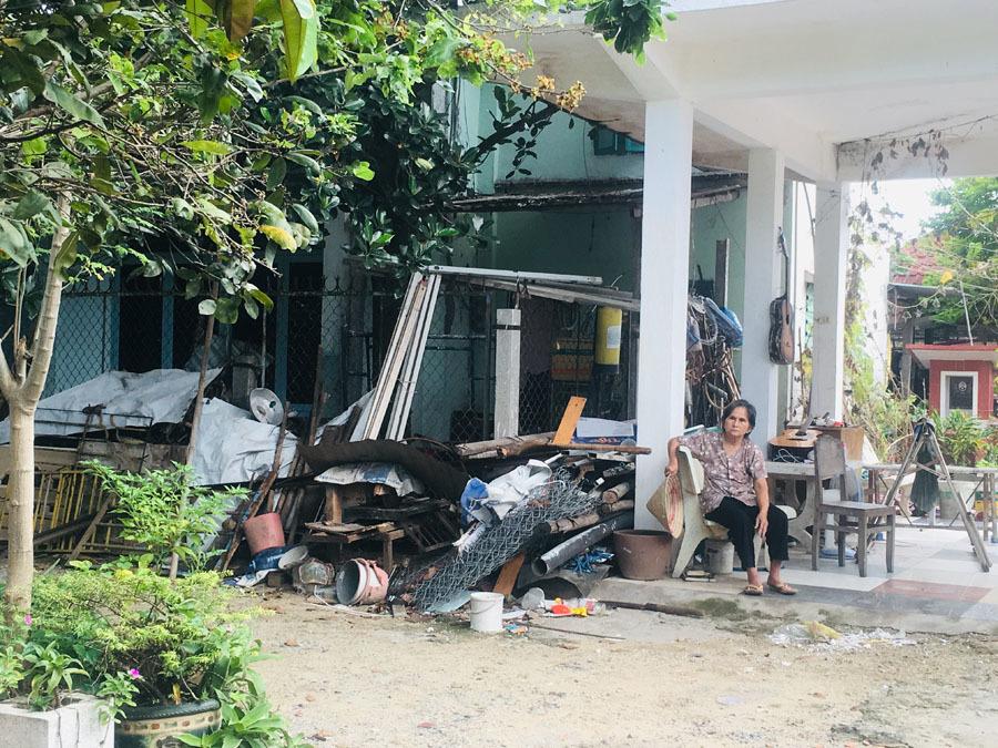 Ngôi nhà cửa mở thẳng vào 'địa ngục', chuyện khó tin có thật ở Sài Gòn
