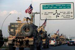 Iraq muốn trục xuất quân Mỹ từ Syria tràn sang