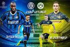 Inter Milan 0-0 Dortmund: Chủ nhà dồn ép (H1)