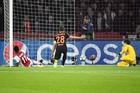 Ajax 0-0 Chelsea: Chủ nhà ăn mừng hụt (H2)