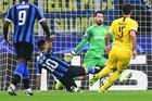 Phản đòn lợi hại, Inter đả bại Dortmund