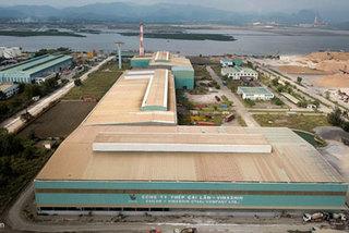 Nhà máy thép 3.000 tỷ hoang tàn sau gần 10 năm bỏ hoang