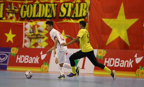 Tuyển futsal Việt Nam hẹn Thái Lan ở bán kết