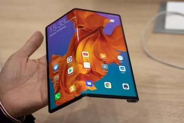 Điện thoại gập Huawei Mate X bán tại TQ giá 2.400 USD