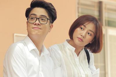 Sau tin đồn kết hôn, Văn Mai Hương và Bùi Anh Tuấn xây lâu đài tình ái