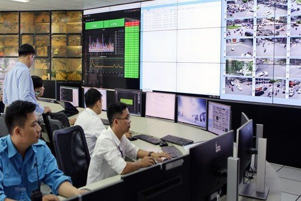 HCM City to connect surveillance cameras to centralized monitoring system