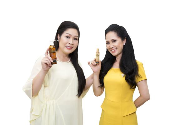 Lan Hương, Hồng Vân 'khẩu chiến' trong clip mới