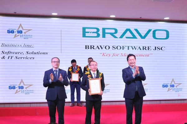BRAVO, tự hào 20 năm phát triển phần mềm quản trị 'Made in Vietnam'