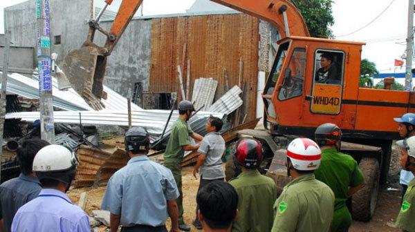 HCM City's new team to address construction violations