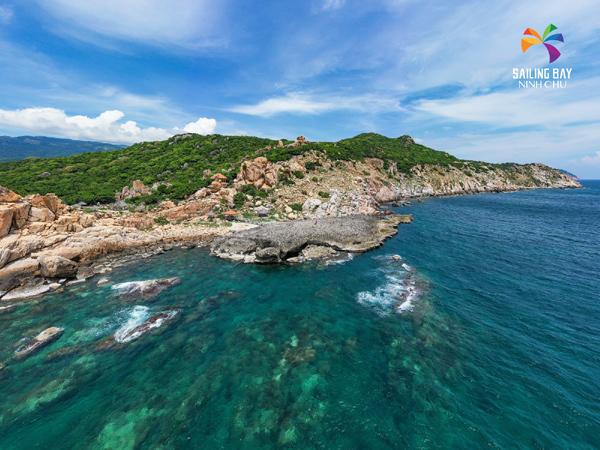 Viễn cảnh tươi sáng của khu du lịch Ninh Chữ