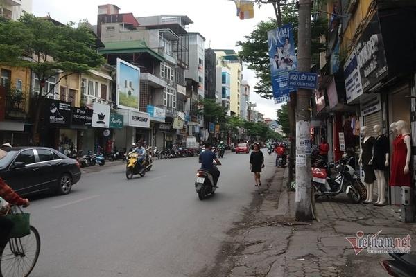 Bất ngờ con phố Hà Nội từng là điểm ăn chơi khét tiếng, đầy gái đẹp, thuốc phiện