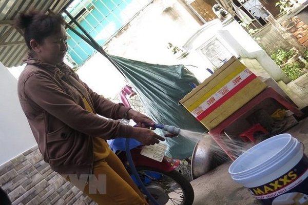 HCM City to choke off groundwater overexploitation
