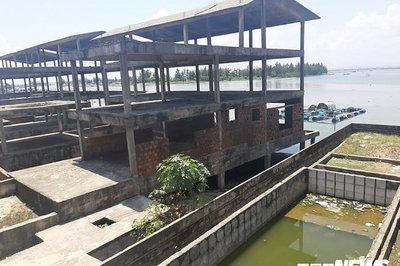 Huế: Resort 600 tỷ bị bỏ hoang trên đất 'vàng' ven biển