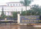 Vụ đánh lái xe nhập viện, Chánh văn phòng Huyện ủy đi làm nhậu '3 tăng'