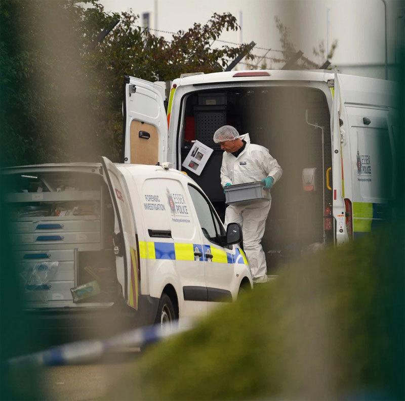 Hé lộ cái chết 'vô cùng đau đớn' của 39 người trong thùng xe