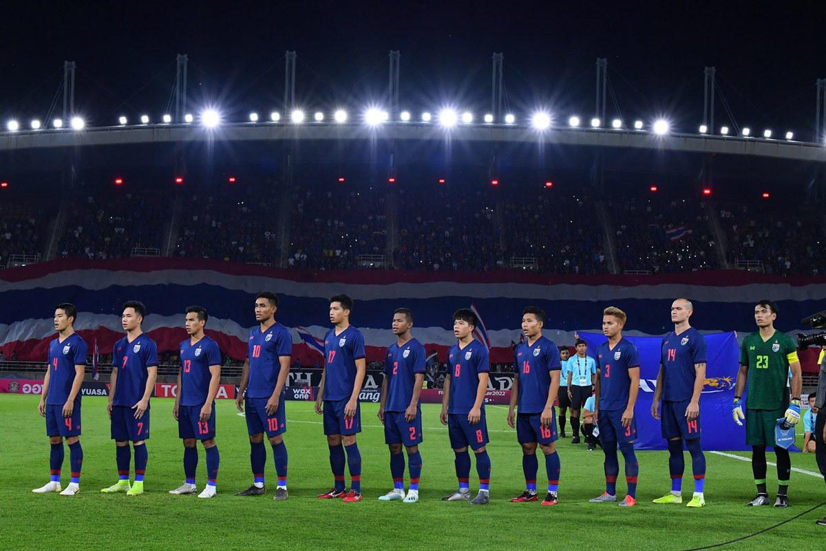 Thái Lan gọi 32 hảo thủ chờ đấu tuyển Việt Nam