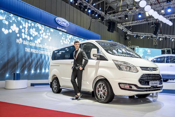 Ford mang dàn SUV và thương mại đến Triển lãm Ô tô Việt Nam 2019