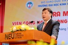 Trường ĐH Kinh tế quốc dân ra mắt Viện Công nghệ thông tin và Kinh tế số