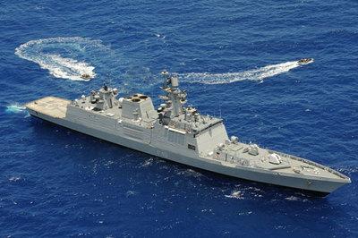 Chiến hạm tàng hình đa nhiệm Ấn Độ sắp thăm Đà Nẵng
