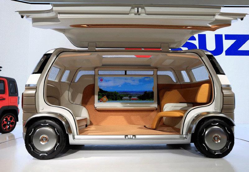Ô tô của tương lai, những chiếc xe có trí khôn chạy trên đường