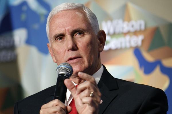 Phó Tổng thống Mỹ lên án Trung Quốc cản trở hoạt động dầu khí của Việt Nam