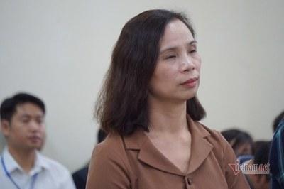 Nữ cựu Phó giám đốc Sở GD&ĐT Hà Giang Triệu Thị Chính nhận 2 năm tù