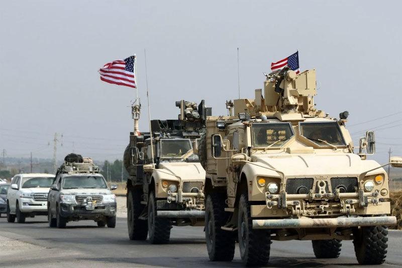 Thổ Nhĩ Kỳ,Syria,Mỹ,xe tăng,xe bọc thép,Lầu Năm Góc,Donald Trump