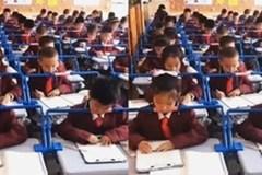 Trung Quốc lắp đặt hàng loạt thiết bị kỳ lạ giúp trẻ em không bị cận thị