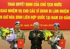 Two more Vietnamese  officers to join UN peacekeeping mission in South Sudan