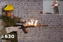 Xem súng trường AK-12 hiện đại của Nga 'xả đạn đến chết'