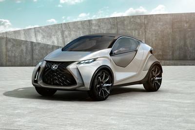 Lexus cân nhắc sản xuất xe hạng A