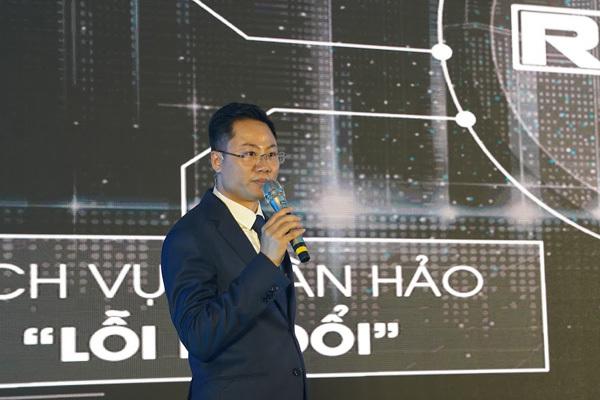 Rindo Việt Nam ra mắt tivi và điều hòa công nghệ thông minh