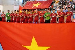 Lịch thi đấu play-off của tuyển Futsal Việt Nam