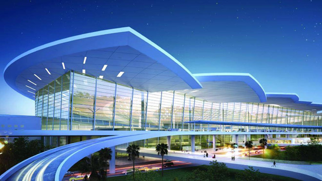 Siêu sân bay Việt Nam, vốn chưa rõ, tiền đâu chưa thấy