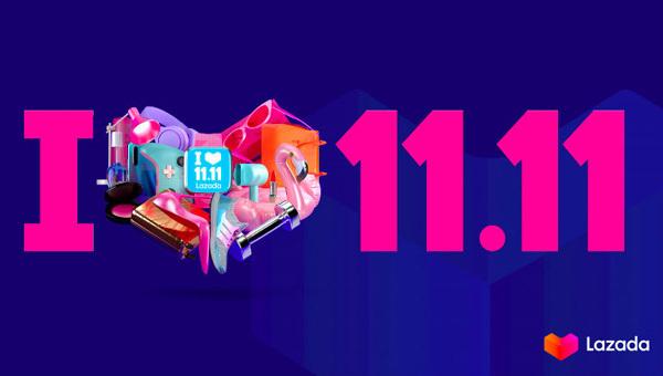 Thương mại điện tử 'bùng nổ' ưu đãi ngày Độc thân 11/11