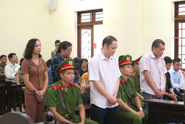 Five charged in Ha Giang school exam scandal