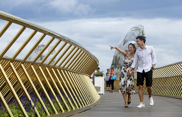 Mecure Danang French Village Bana Hills named 'Asia Luxury Honeymoon Hotel'